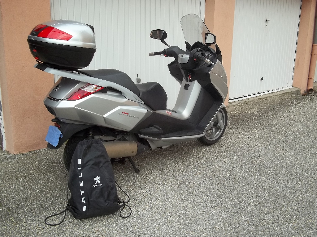 Scooter PEUGEOT Satelis 125  occasion
