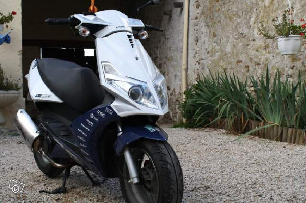 Scooter GENERIC Xor 50 williams  occasion