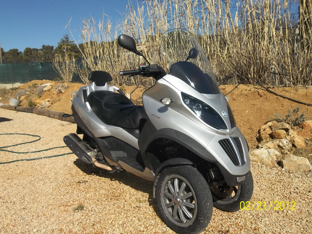 Scooter PIAGGIO MP3 400 IE occasion