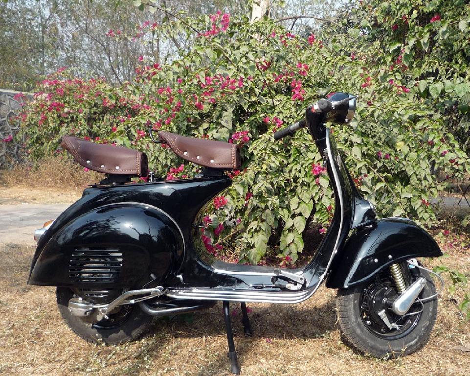 annonce scooter piaggio vespa 125 occasion de 1967 68 haut rhin ammerschwihr. Black Bedroom Furniture Sets. Home Design Ideas