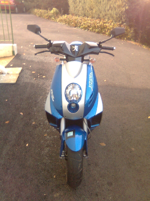Scooter PEUGEOT Ludix Blaster RS 12  occasion
