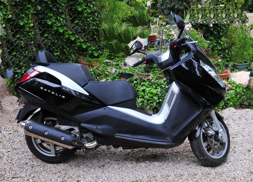 Scooter PEUGEOT Satelis 400  occasion
