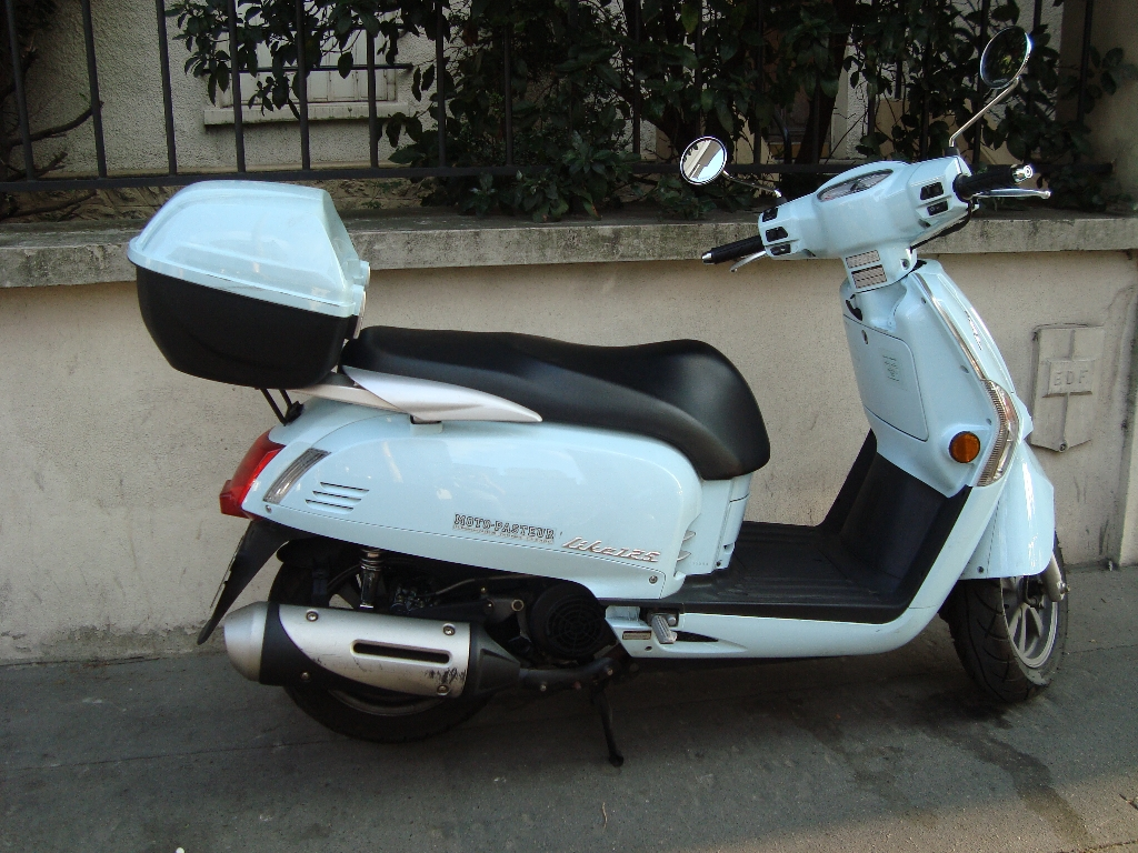 Scooter KYMCO Like 125  occasion