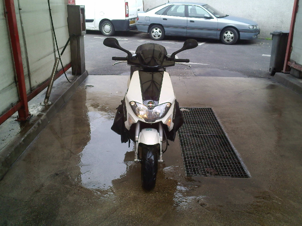 Scooter GILERA Runner 50  occasion