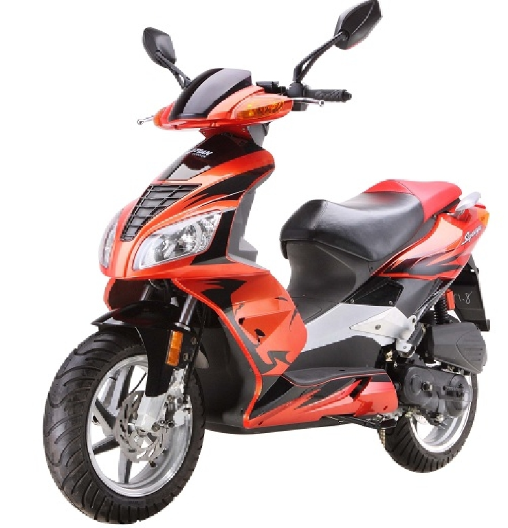 Scooter LINTEX City max evo 4T occasion