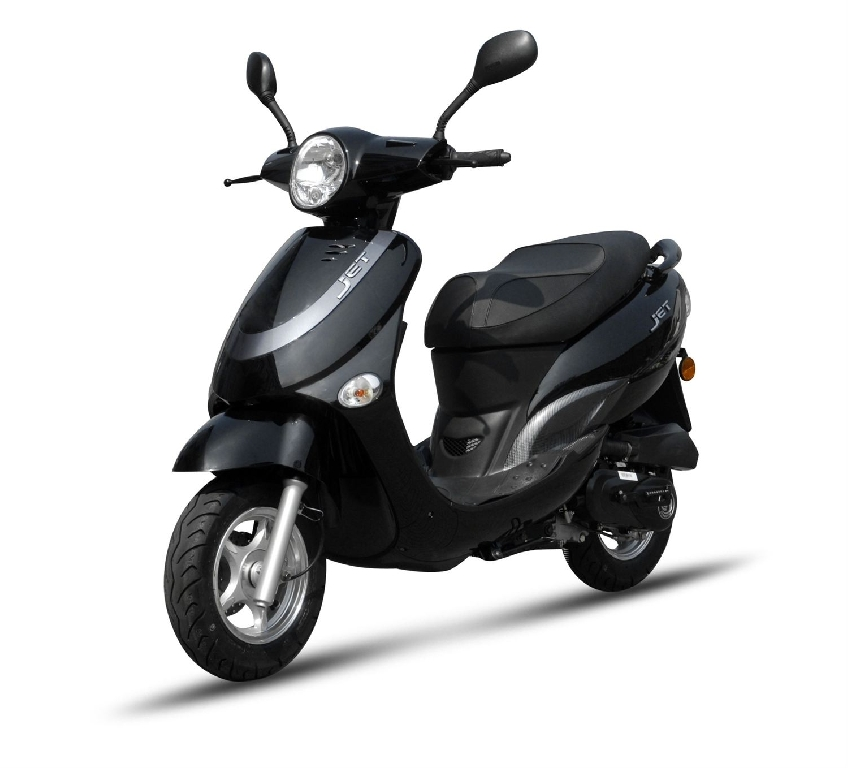 Scooter ZNEN Jet 50 City Look occasion