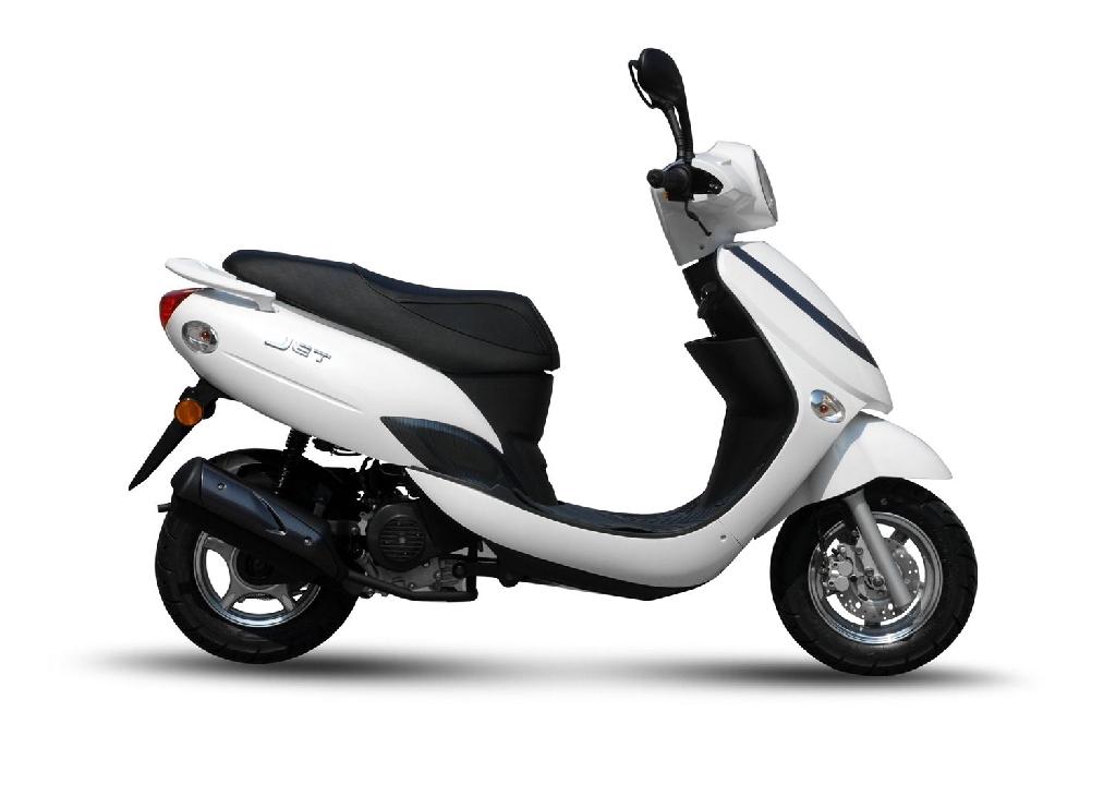 annonce scooter znen jet 50 city look neuf de 2012 - 92 hauts-de-seine