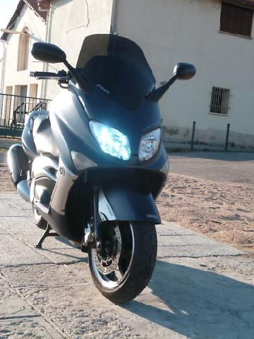 Scooter YAMAHA T-Max Nigth Max série limitée occasion