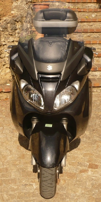 annonce scooter suzuki burgman 650 executive abs occasion