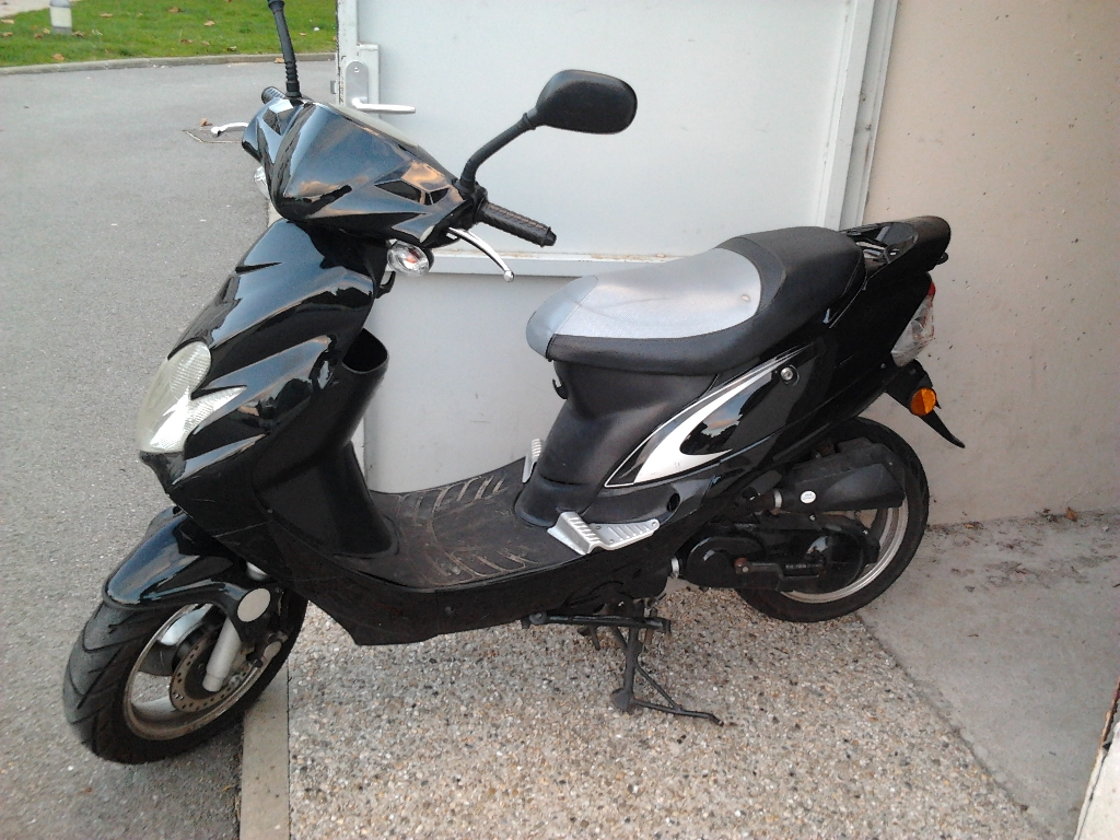 Scooter BAOTIAN BT 50  occasion