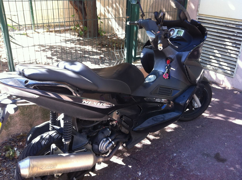 Scooter GILERA Nexus 125  occasion