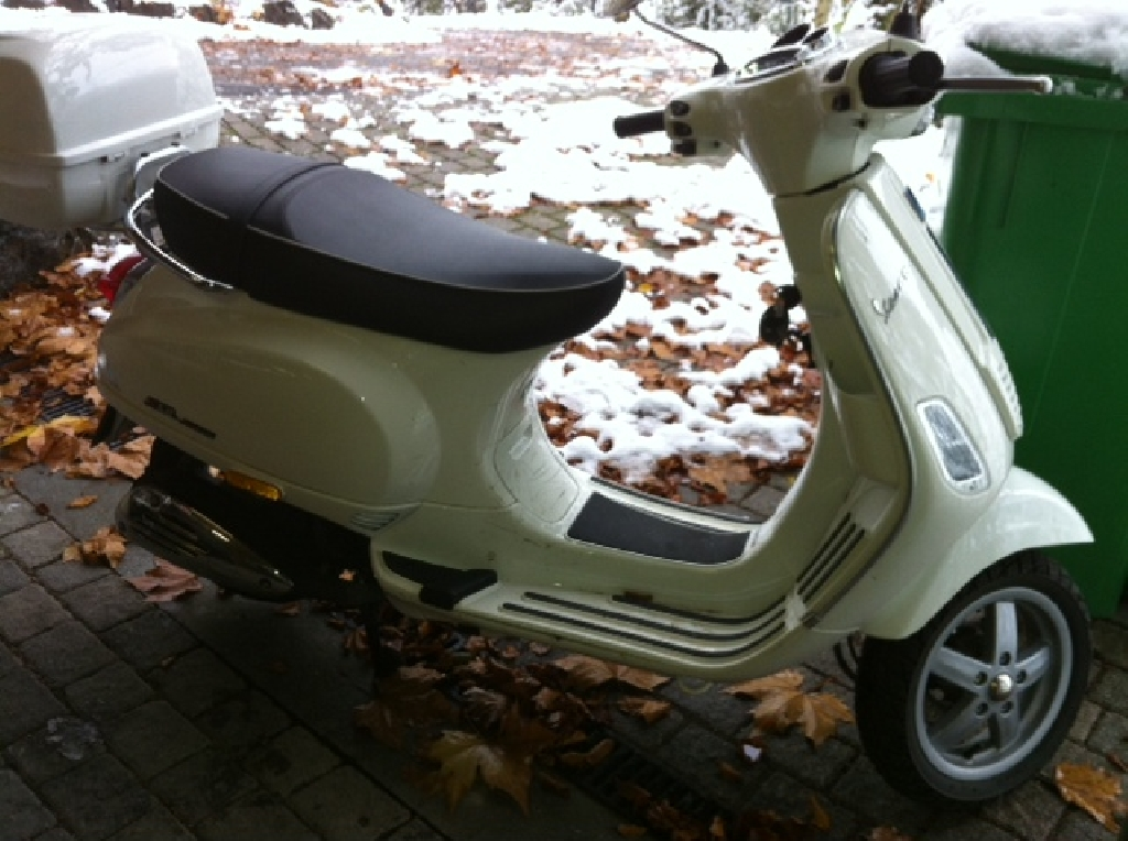 Scooter VESPA S 50  occasion