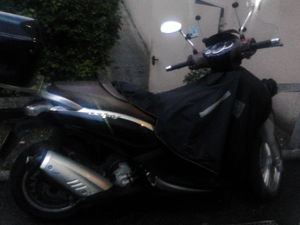 Scooter PIAGGIO Beverly 300 i.e occasion