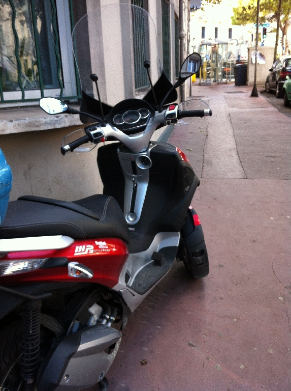Scooter PIAGGIO MP3 300  occasion