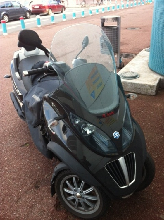 Scooter PIAGGIO MP3 400  occasion