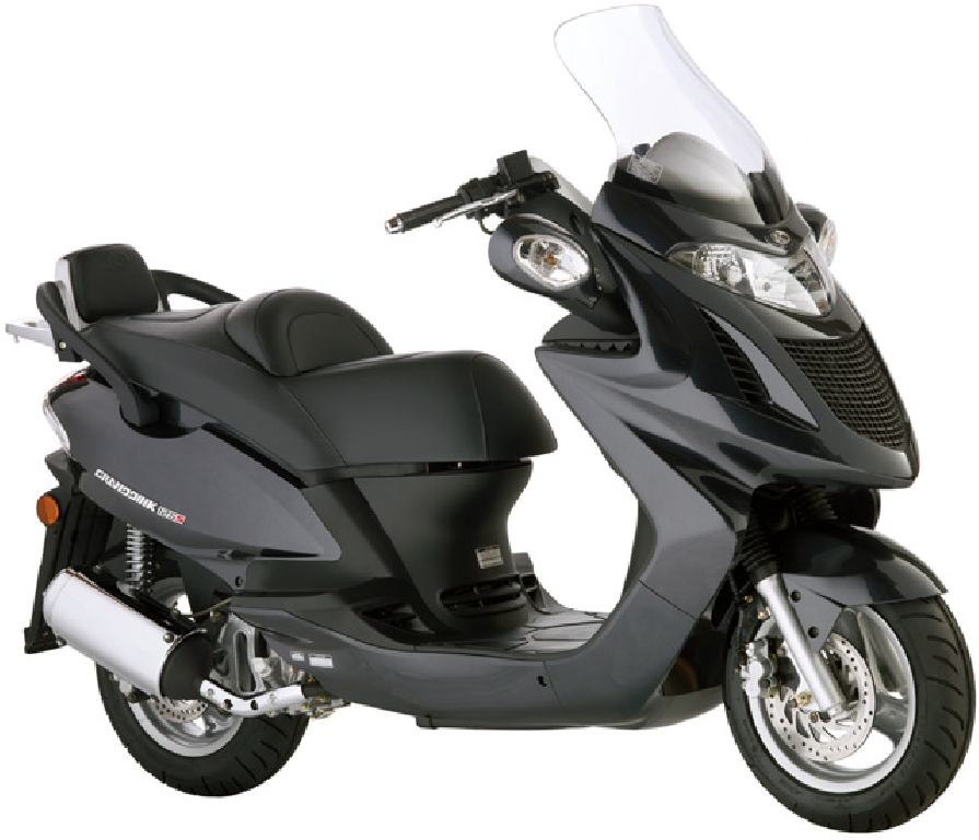 annonce scooter kymco grand dink 125 occasion de 2008 60 oise choisy au bac. Black Bedroom Furniture Sets. Home Design Ideas