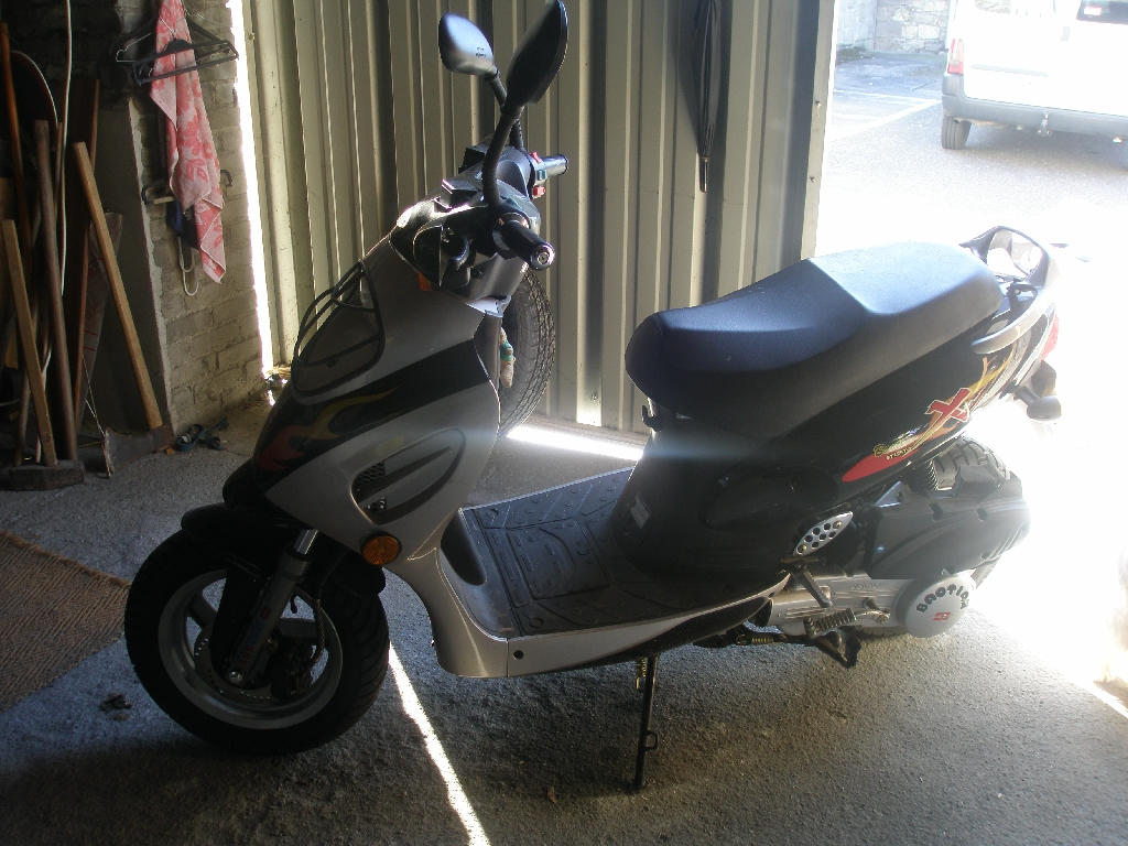 Scooter BAOTIAN BT 125  occasion