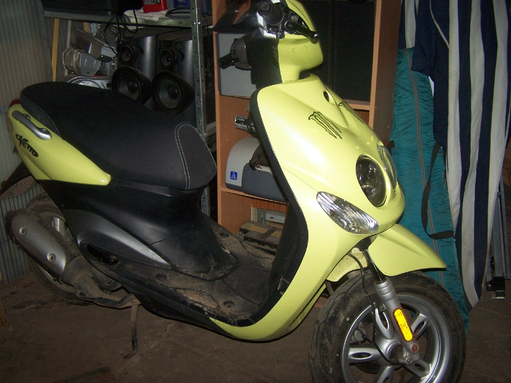 Scooter MBK Ovetto 50  occasion