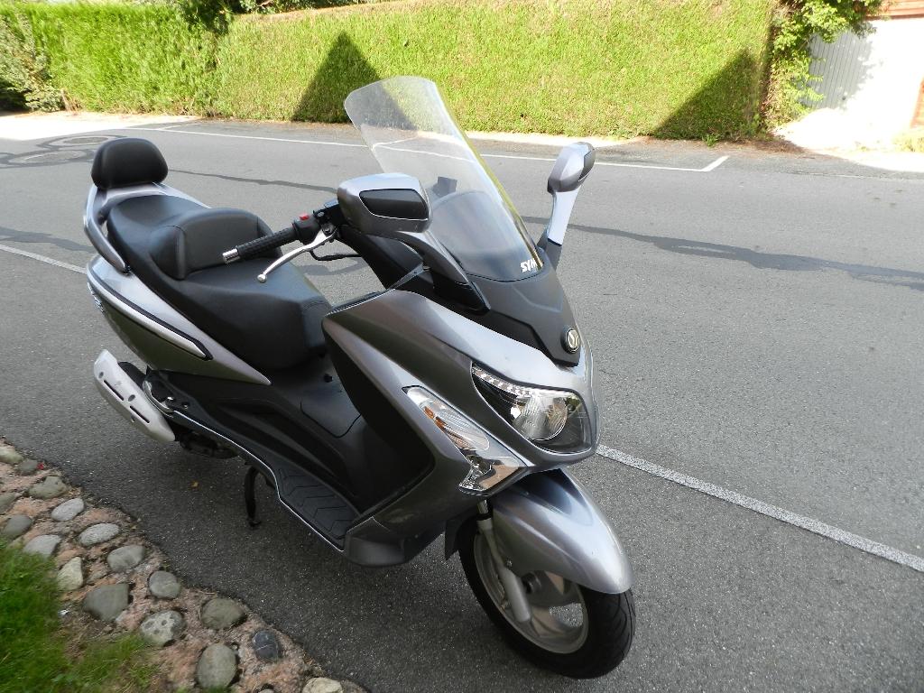 annonce scooter sym gts 125 occasion de 2010 - 90 territoire de belfort