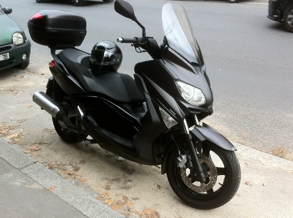 Scooter YAMAHA X-Max 125 Buisness occasion