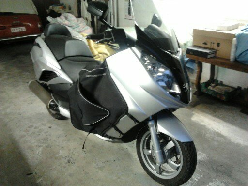 Scooter PEUGEOT Satelis 125 compressor occasion