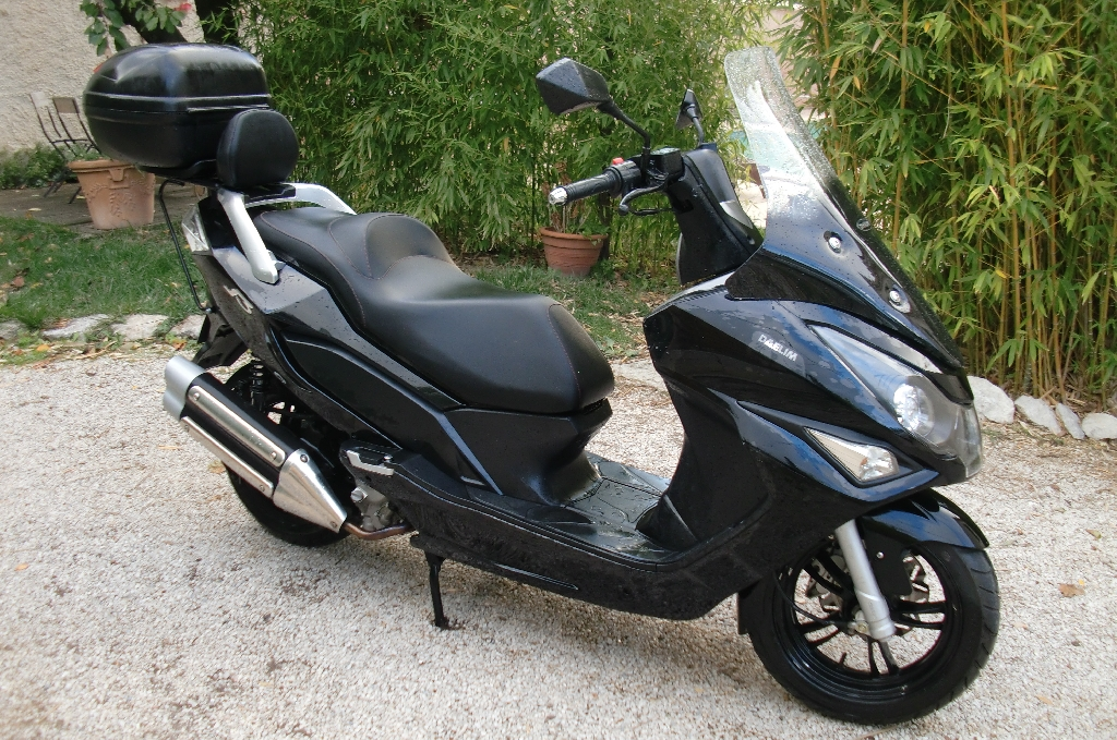 Scooter DAELIM S3 touring occasion