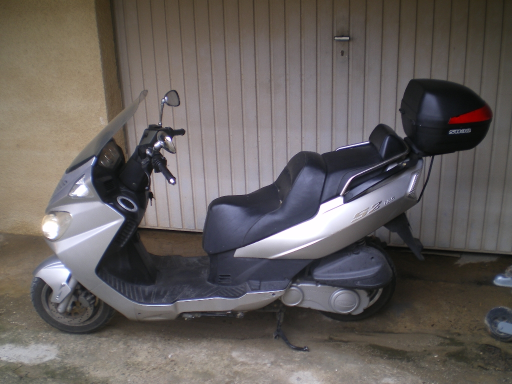 Scooter DAELIM S2 125  occasion