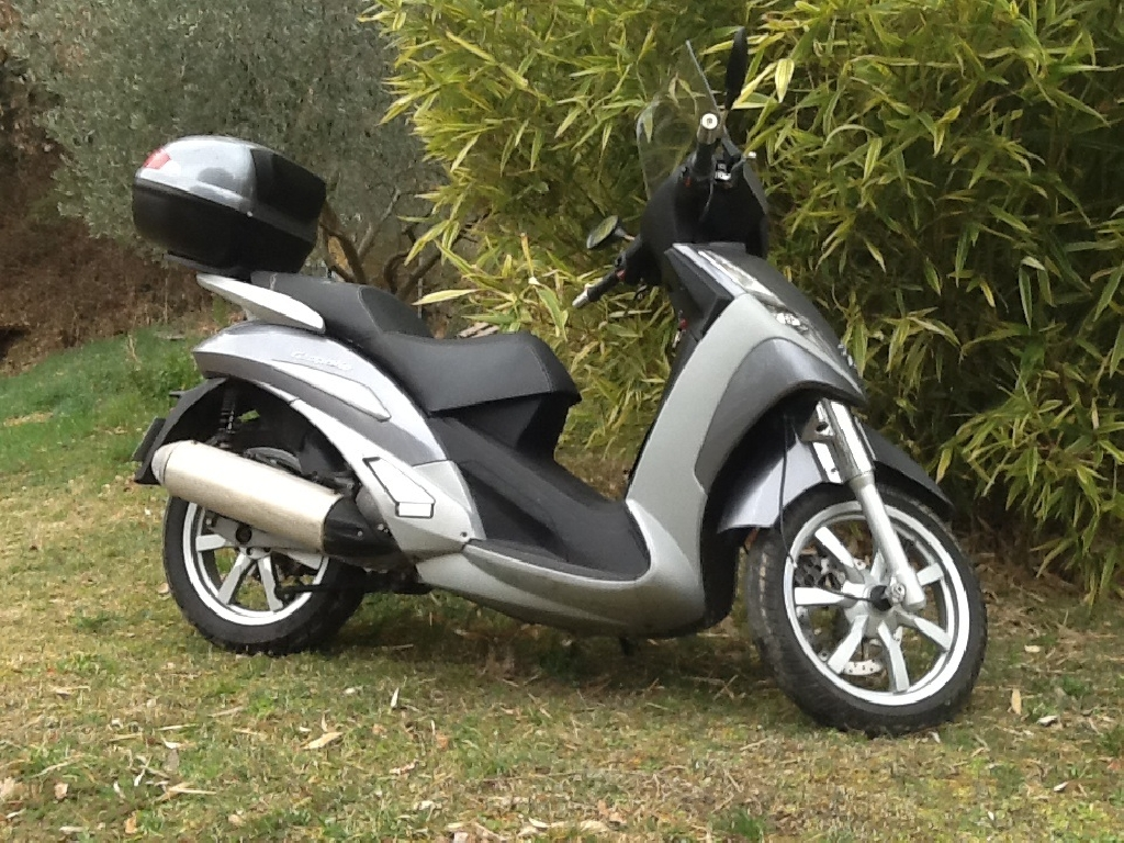 Scooter PEUGEOT Geopolis 125  occasion