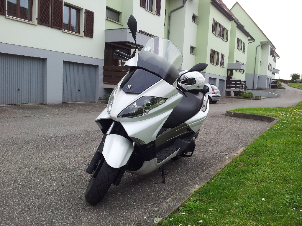 Scooter KEEWAY Silver Blade EFI occasion