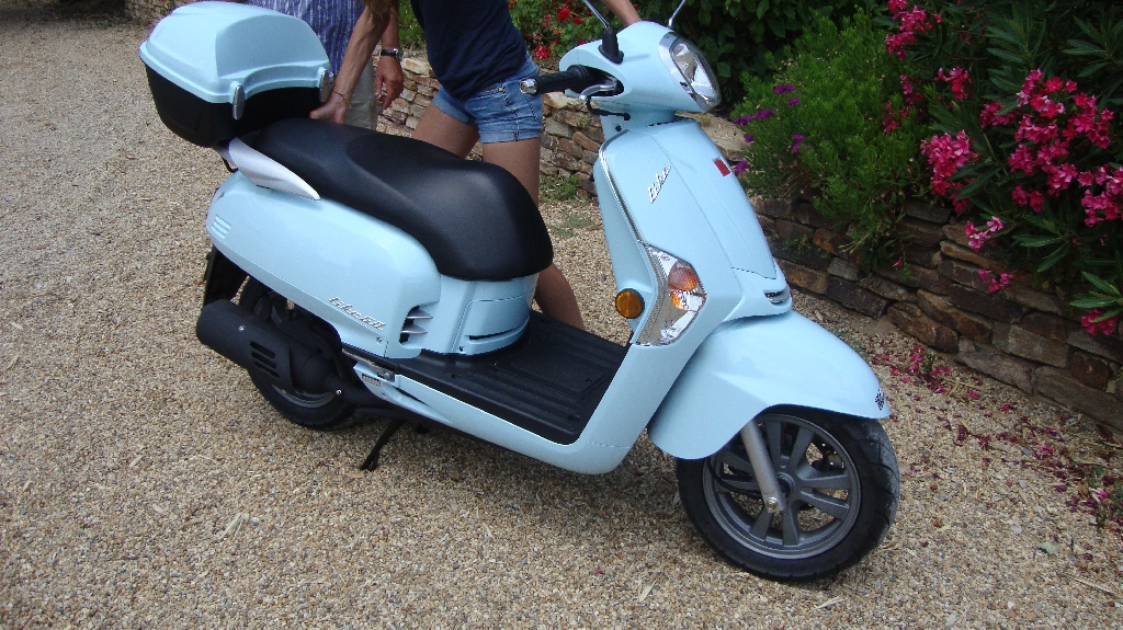 Scooter KYMCO Like 50  occasion
