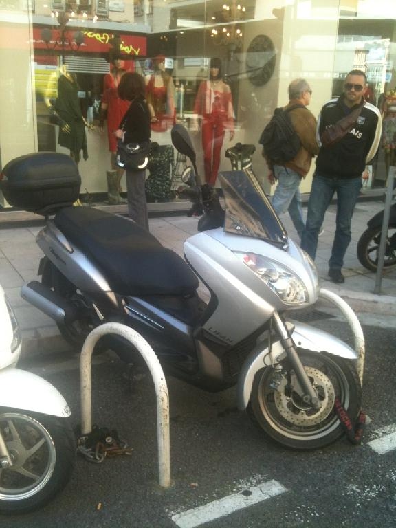 annonce scooter lifan e space 125 occasion de 2012 06 alpes maritimes nice. Black Bedroom Furniture Sets. Home Design Ideas
