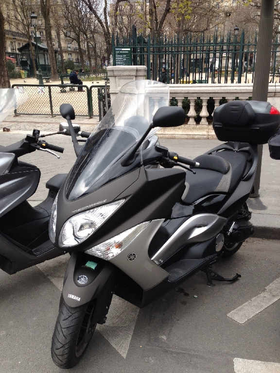 YAMAHA T-Max  2012 photo 3