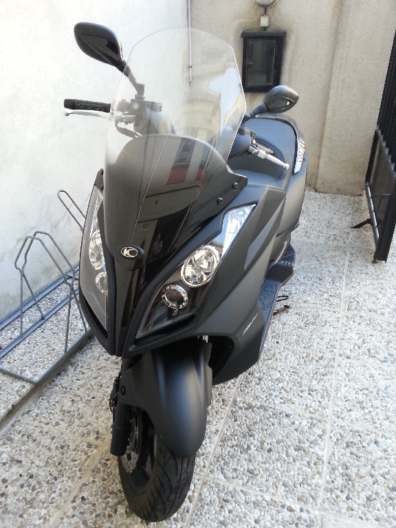 Scooter KYMCO Dink Street 125 i occasion